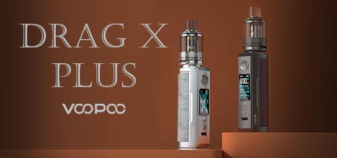 DRAG X Plus 100W grip